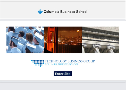 Columbia WebSite